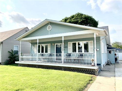 1305 Roosevelt, Joliet, IL 60435