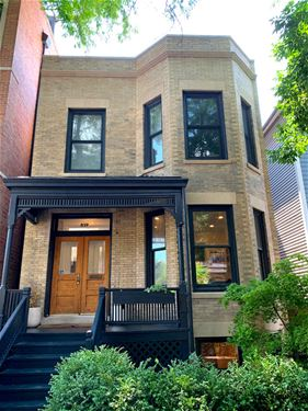 839 W Wrightwood, Chicago, IL 60614