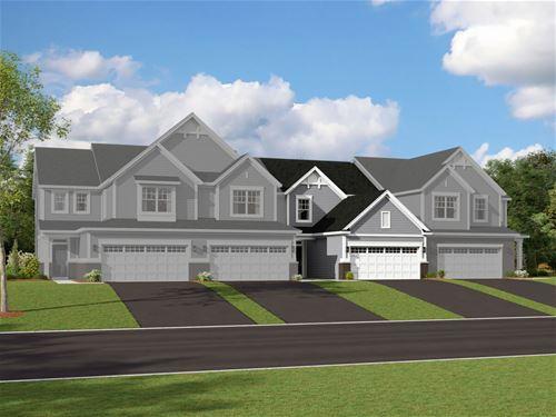 12661 S Talbot Lot #8902, Plainfield, IL 60585