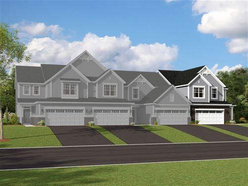 12648 S Talbot Lot #9301, Plainfield, IL 60585