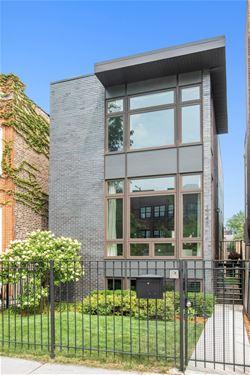 1743 N Fairfield, Chicago, IL 60647