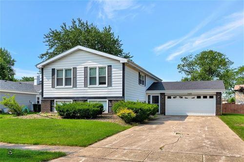 7433 W Hawthorne, Frankfort, IL 60423