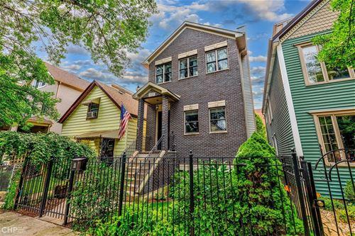 1838 N Fairfield, Chicago, IL 60647