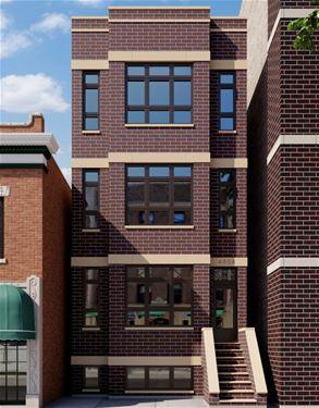 4854 N Damen Unit 2, Chicago, IL 60625