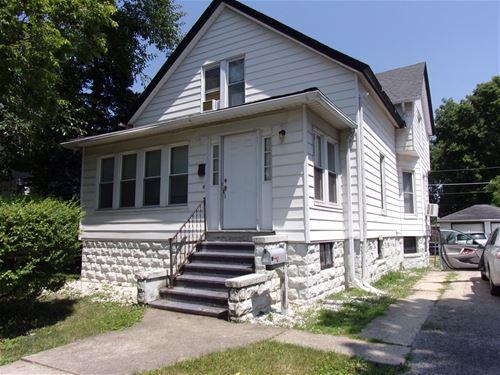 1116 Clement, Joliet, IL 60435