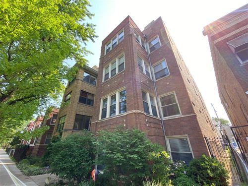 4937 N Troy Unit 3, Chicago, IL 60625