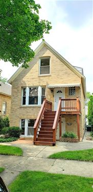 5954 W Leland, Chicago, IL 60630