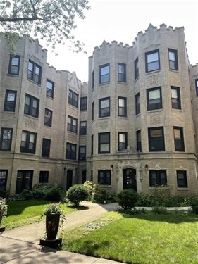 7064 N Wolcott Unit 1, Chicago, IL 60626