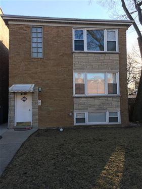4415 N Kildare, Chicago, IL 60630