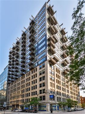 565 W Quincy Unit 607, Chicago, IL 60661
