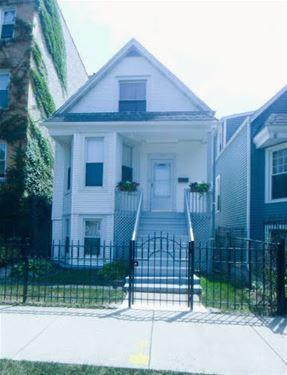 3741 W Dickens, Chicago, IL 60647