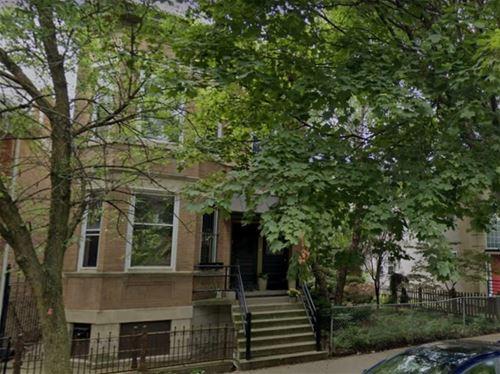 1814 N Wilmot, Chicago, IL 60614