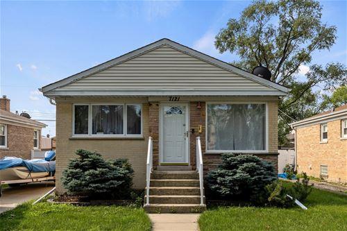 7121 W Berwyn, Chicago, IL 60656