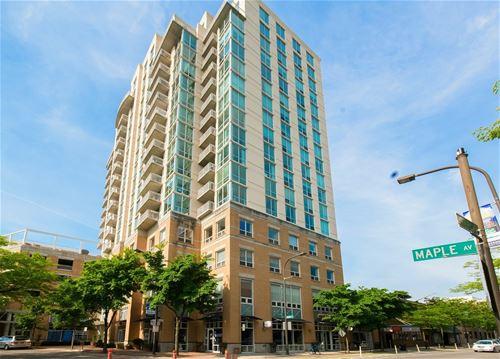 1640 Maple Unit 704, Evanston, IL 60201