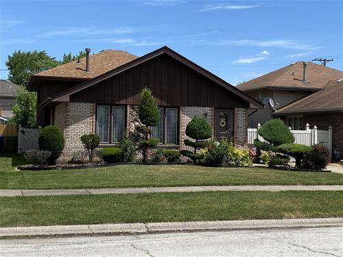 5610 W 88th, Oak Lawn, IL 60453