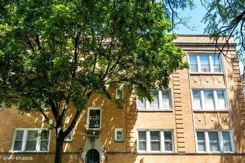 1518 W Schreiber Unit 1, Chicago, IL 60626
