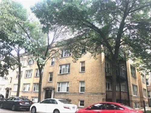 2319 W Rosemont Unit 3, Chicago, IL 60659