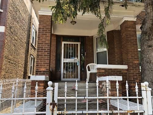 4353 W Hirsch, Chicago, IL 60651