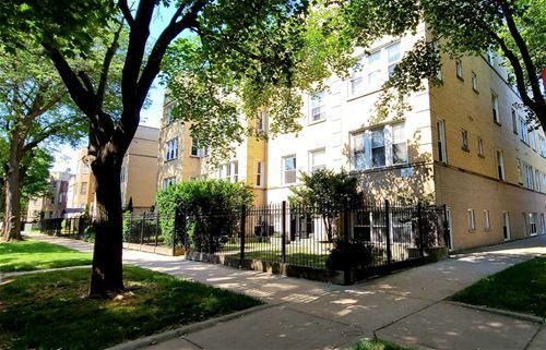 6458 N Claremont Unit 3S, Chicago, IL 60645