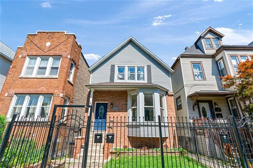 1717 N Albany, Chicago, IL 60647