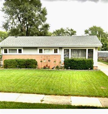 109 N Grant, Addison, IL 60101