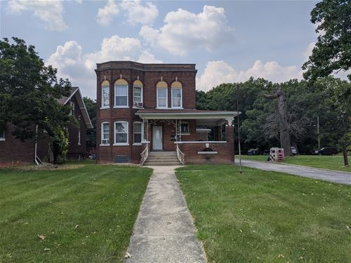 1828 Euclid, Chicago Heights, IL 60411