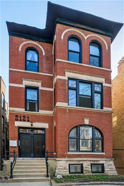 2121 N Sheffield Unit 1R, Chicago, IL 60614