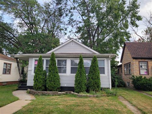 119 Warren, Calumet City, IL 60409