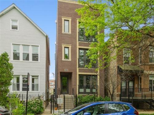 1651 N Artesian Unit 2, Chicago, IL 60647
