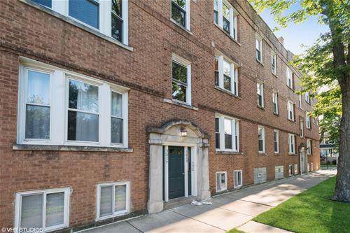 3019 W Cullom Unit 3, Chicago, IL 60618