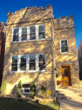 3303 N Avers, Chicago, IL 60618