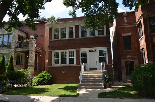 4424 N Campbell, Chicago, IL 60625