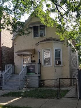 1737 N Spaulding, Chicago, IL 60647