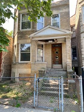 1328 N Avers, Chicago, IL 60651