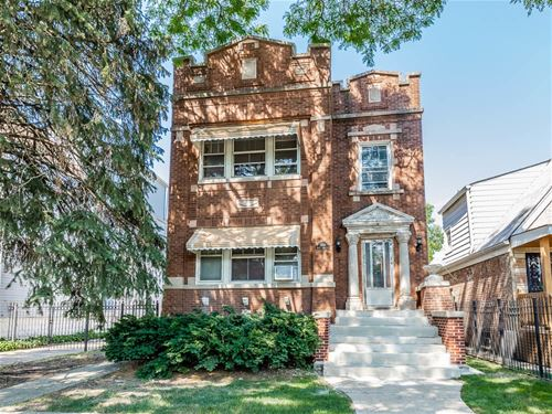 3440 N Avers, Chicago, IL 60618