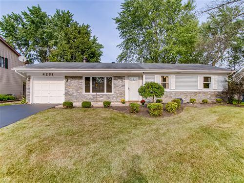 4251 Woodlake, Hanover Park, IL 60133