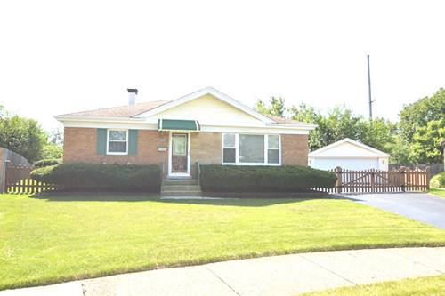 11051 Shelley, Westchester, IL 60154