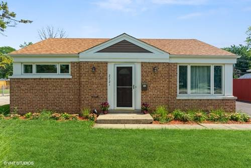 2721 Eisenhower, Des Plaines, IL 60018