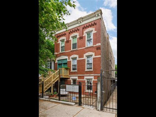 2215 N Campbell Unit 1F, Chicago, IL 60647