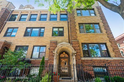 4046 N Clarendon Unit 1N, Chicago, IL 60613