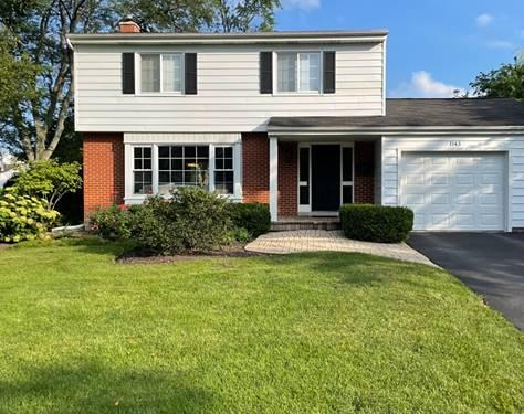 1143 Laurel, Deerfield, IL 60015