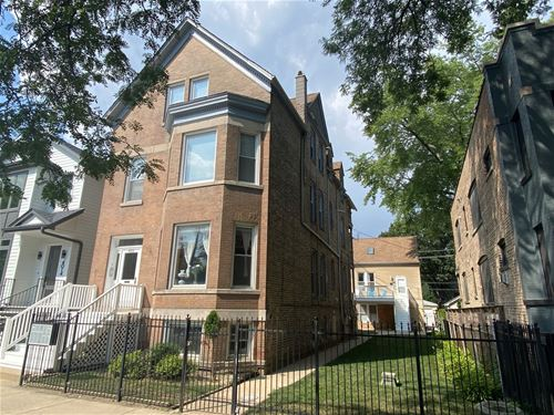 4016 N Bell, Chicago, IL 60618