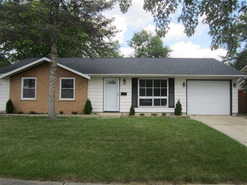 205 Villa, Streamwood, IL 60107