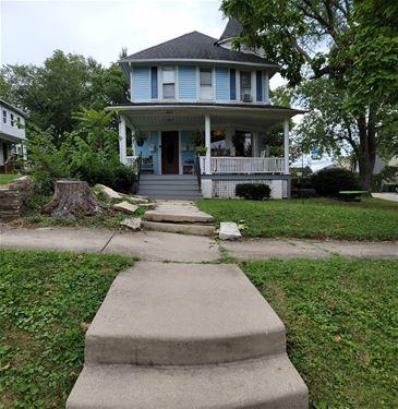 402 Nicholson, Joliet, IL 60435