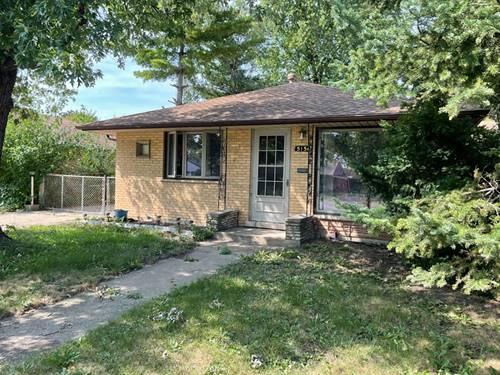 5156 W 99th, Oak Lawn, IL 60453