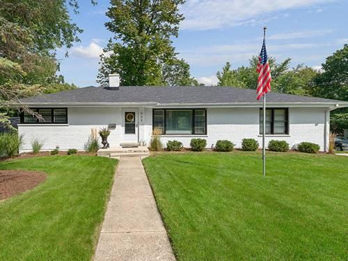 605 W Lincoln, Wheaton, IL 60187