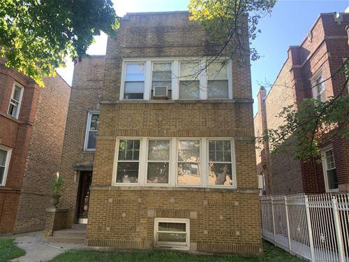 6214 N Artesian, Chicago, IL 60659
