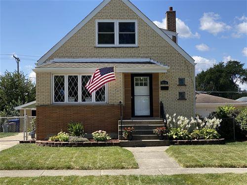 9236 Major, Oak Lawn, IL 60453