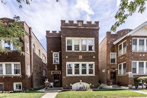 4835 N Kostner, Chicago, IL 60630