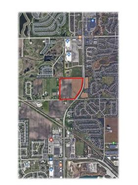 40 Acres Nwc Hopps And Randall, Elgin, IL 60123